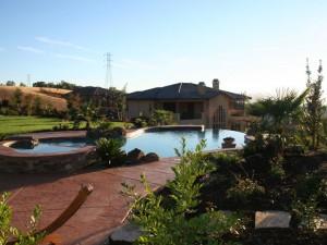 Residence Complete Landscape Design