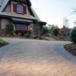 custom driveway pavers image