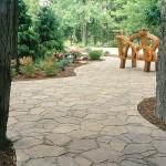 custom walkway paver image